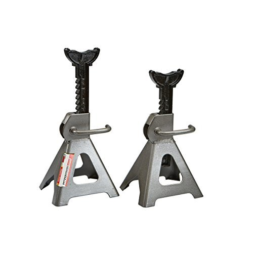 Harbor Freight Jack Stands Review
