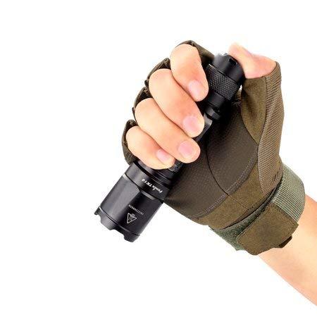 Fenix TK16 dual tactical flashlight