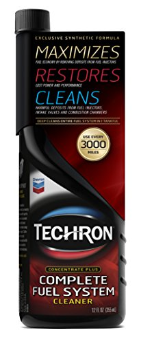 Techron Fuel System Cleaner Review