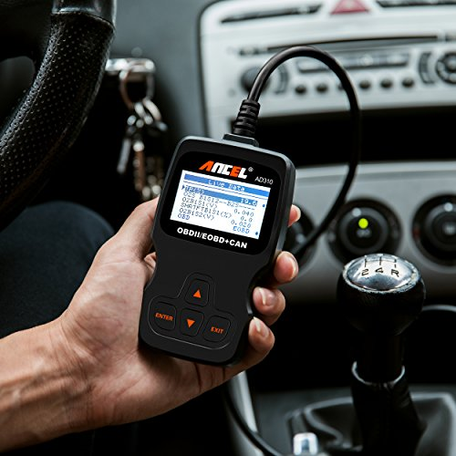 Car Engine Fault Code Reader CAN Diagnostic Scan Tool