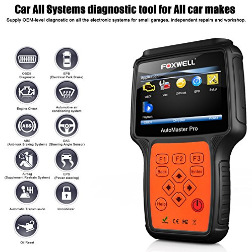 Scan Tool Foxwell NT624 Review