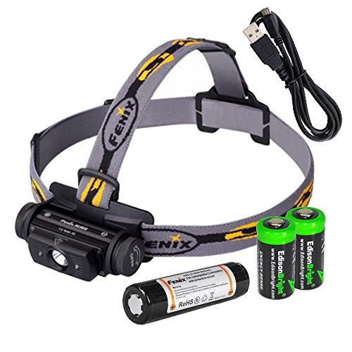 Fenix Hl60R headlamp Review