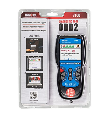 INNOVA 3100i Diagnostic code reader