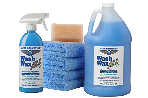 aero cosmetics waterless car wash