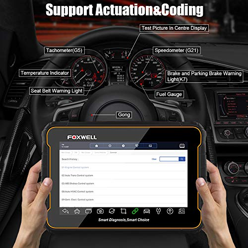Foxwell GT60 Plus Android Tablet Bi-Directional