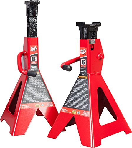 Torin Big Red Steel SUV jack stands