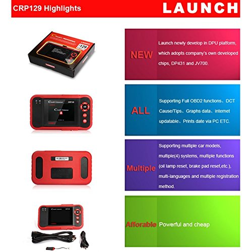 crp129 launch scan tool buying guide