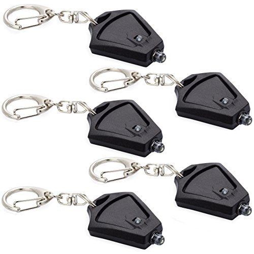 Finware LED key chain flashlight