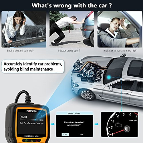 FOXWELL Diagnostic Automotive scanner
