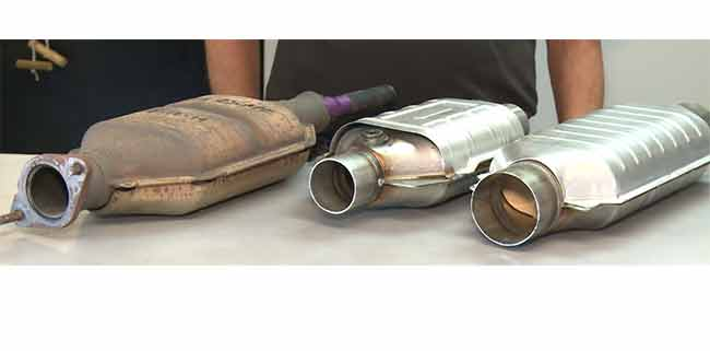 symptoms of a bad catalytic converter