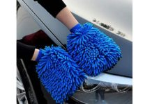 The Best Car Wash Mitts