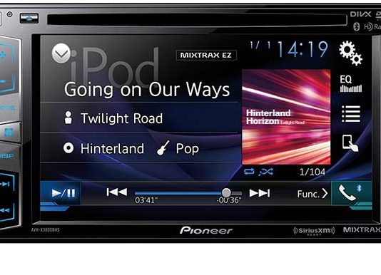 best sound quality double din head units