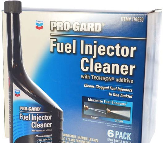 Techron Fuel System Cleaner Review that works