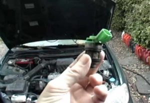 Easy way to Clean Fuel injector
